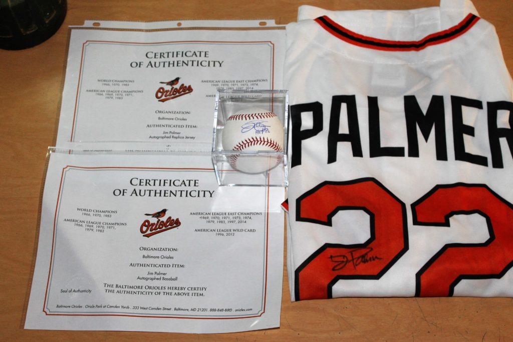 Orioles Pitcher Jim Palmer