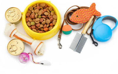 Donations of Cat & Dog Supplies